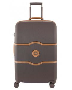 Delsey - 67cm Chatalet Hard+ 4 Wheel Trolley Case