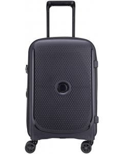 Delsey - 55cm Belmont Plus 4-Wheel Cabin Trolley Case