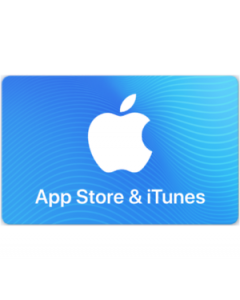 App Store & iTunes $100 Gift Card