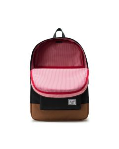 Herschel Heritage Backpack Black/Saddle Brown