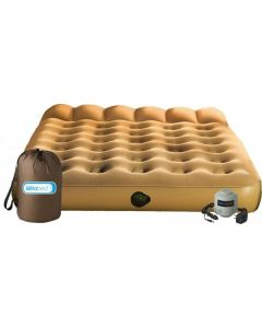 Coleman - Aerobed Active Inflatable Queen Mattress - Tan