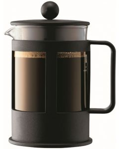 Bodum 500mL Kenya French Press Coffee Maker Black