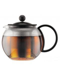 Bodum 500mL Assam Tea Press with S/S Filter Black