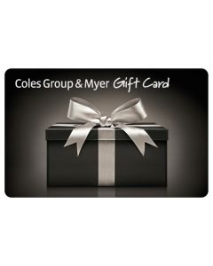 Coles Group & Myer $50 Gift Card