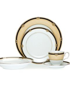 Noritake Braidwood 20pc Dinner Setting for 4