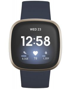 Fitbit Versa 3 Advanced Fitness Watch