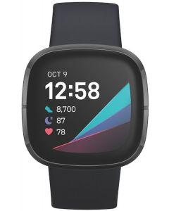 Fitbit Sense Advanced Health Watch - Carbon/Graphite