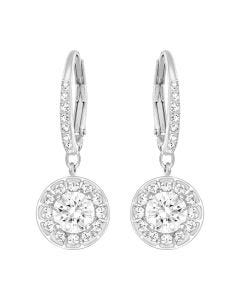 Swarovski Attract light Pierced Earrings