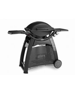 Weber - Family Q Black (Q3100) LP Only BBQ - Black