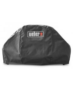 Weber Large Pulse Bonnet Cover - Black