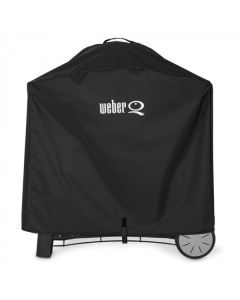 Weber - Family Q / Q Patio Cart Cover (Q200/2000/300/3000) - Black