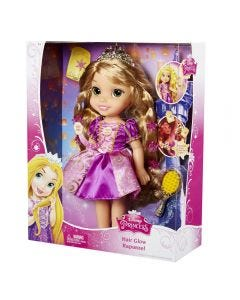 Disney Princess Magic Hair Glow Rapunzel Doll