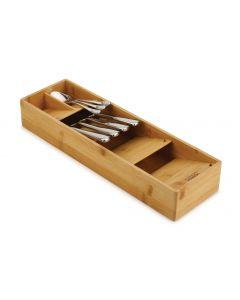 Joseph Joseph DrawerStore Bamboo Cutlery Organiser