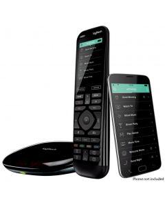 Logitech - Harmony Elite Universal Remote Control - Black