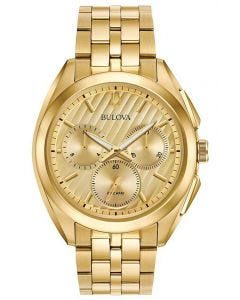 Bulova Curve Gents Watch