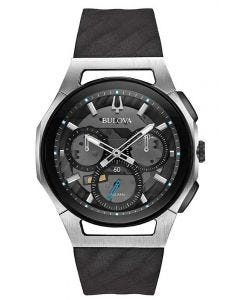 Bulova Gents Curve Chronograph Watch