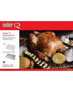 Weber Q Roasting Pack