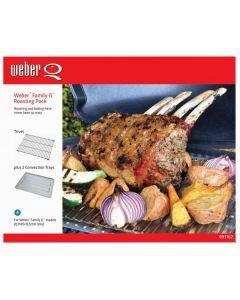 Weber Family Q Roasting Pack