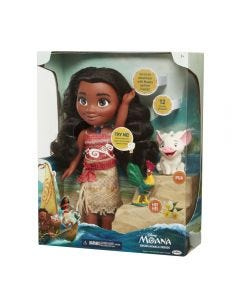 Disney Moana Feature Adventure Doll