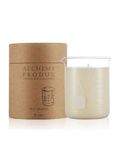 Alchemy Produx Clear Series 210g Beaker Candle - Mandarin & Rosemary