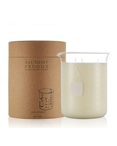 Alchemy Produx Clear Series 820g Beaker Candle - Seagrass & Vetiver