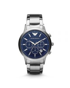 Emporio Armani Renato Two Tone Chronograph Watch