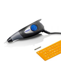 Dremel Engraver Kit with Template