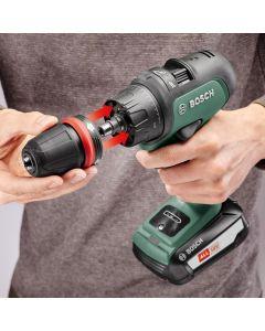 Bosch 18v Cordless Impact Drill 2.5ah (AdvancedImpact 18)