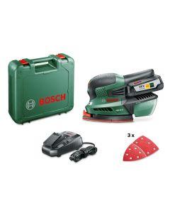 Bosch 18v Cordless Multi Sander Kit 2.5ah (PSM 18 LI)