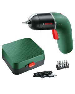 Bosch IXO VI Premium Cordless Screwdriver 3.6V - Green