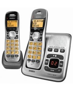 Uniden Cordless Phone System Twin Pack DECT1735+1