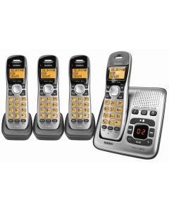 Uniden Cordless Phone System Quad Pack DECT1735+3