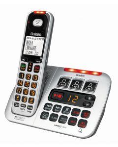 Uniden SSE45W Sight & Sound Enhanced Phone System - White