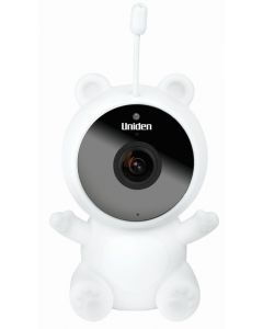 Uniden FULL HD Smart (WiFi) Baby Camera with Smartphone Access