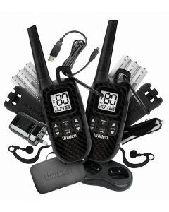 Uniden UHF 2W UHF Adventure 2-Way Radio - Deluxe Pack UH620-2DLX