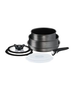 Tefal 'Titanium Fusion' 8-Piece Ingenio Cookware Set
