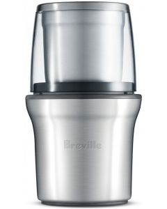 Breville - Coffee & Spice Grinder - Stainless Steel