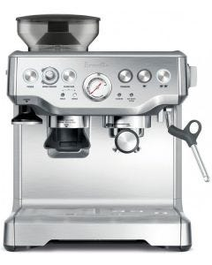 Breville - The Barista Express Coffee Machine - Chrome