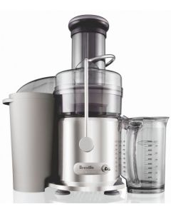 Breville - The Juice Fountain Max Juicer - Stainless Steel