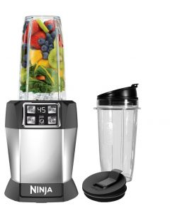 Nutri Ninja Auto iQ One Touch Blender BL480