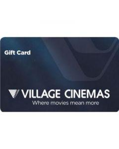 Village Cinemas $50 Gift Card