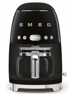 Smeg Drip Filter Coffee Machine Bonus Cappuccino Cup Set And Lavazza Espresso Barista Coffee
