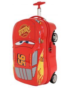 Disney lightning McQueen 2 Wheel Onboard Case