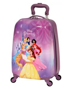 "Disney 17"" Princesses PC Onboard Case"