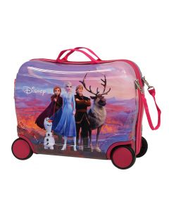 Disney Frozen PC Kids Ride On Trolley Case