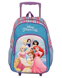 "Disney 17"" Princesses Trolley Backpack"