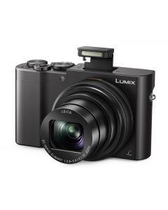 Panasonic  Lumix DMC-TZ110GNK Travel Zoom Camera - Black