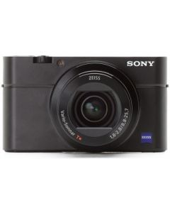 Sony - Cybershot DSCRX100M3 20.1MP Digital Still Camera - black