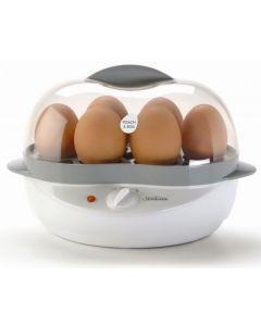 Sunbeam - Poach & Boil Egg Cooker - White