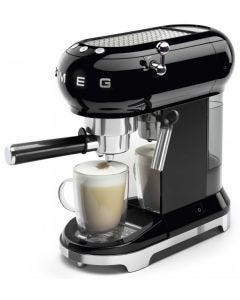 Smeg - 50's Style Coffee Machine Bonus Barista Pack